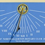 Northallerton rotary dial