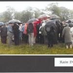 John Foad: Rain Dial !