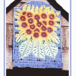 Mike Cowham: Sunflowers for a Sundial