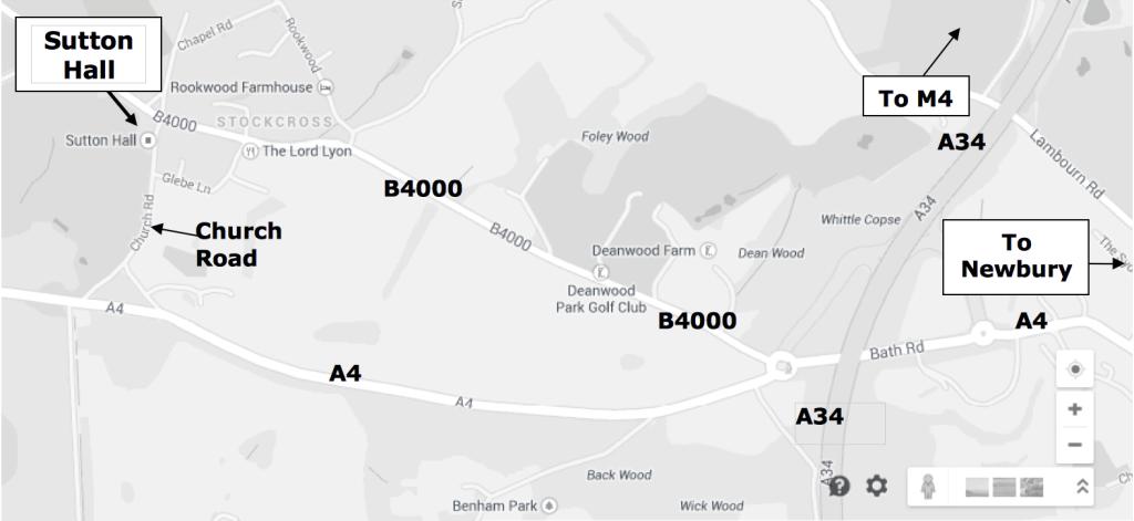 Newbury map 2015
